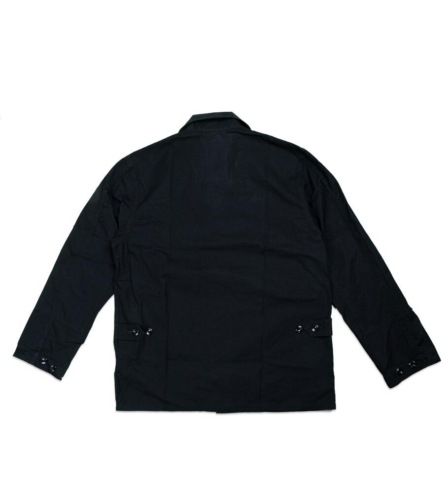 """Military BDU Shirt """"Black""""-5"""