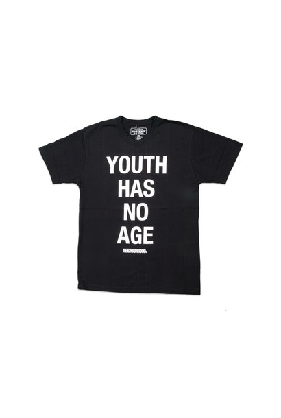 "Youth Tee ""Black"""