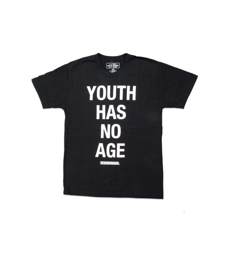 "Youth Tee ""Black""-1"