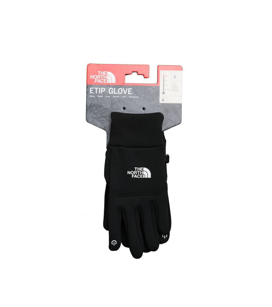 """Etip Glove """"Black/White""""-1"""