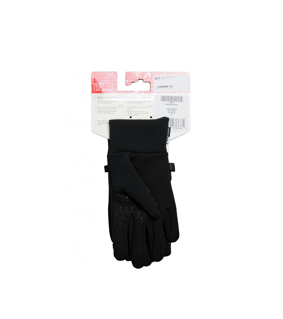 """Etip Glove """"Black/White""""-4"""