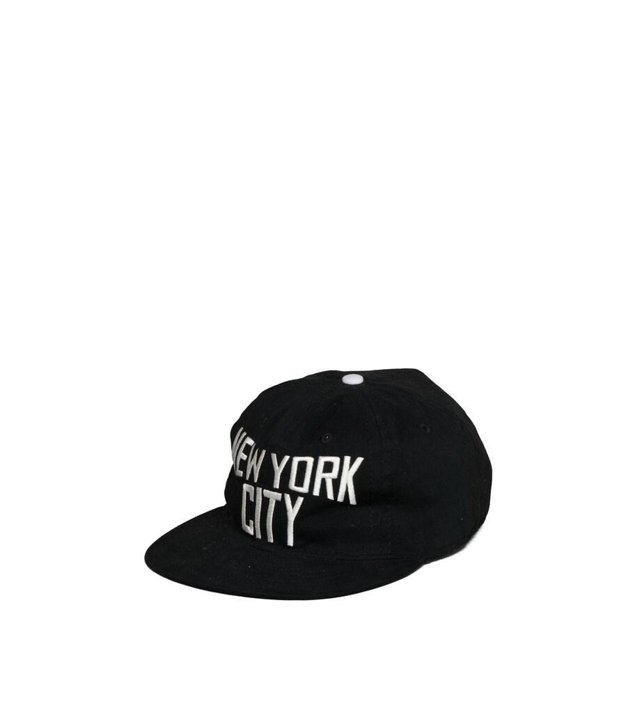 """New York City Strapback """"Black""""-1"""