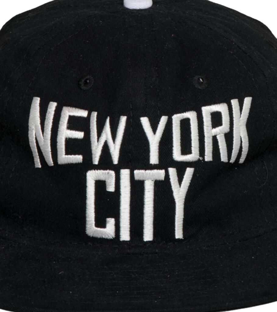"""New York City Strapback """"Black""""-3"""