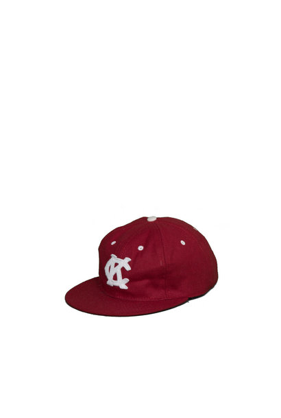 "Kansas City Monarchs 1942 Strapback ""Burgundy"""