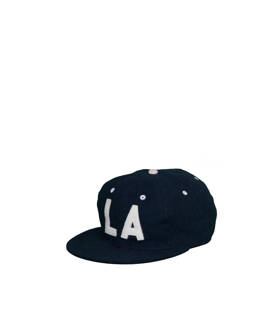 "LA Angels 1954 Strapback ""Black""-1"
