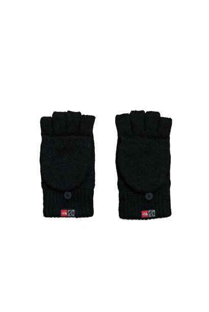 """IC Backflip Knit Mit """"Black"""" S/M"""