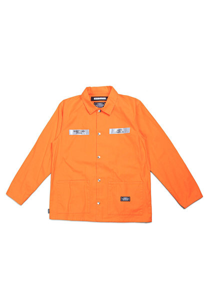 "Coverall CW Jacket ""Orange"""