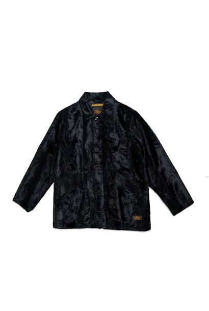 """B.C. Fur Coat """"Black"""""""