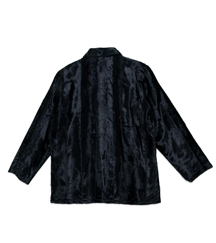 """B.C. Fur Coat """"Black""""-4"""