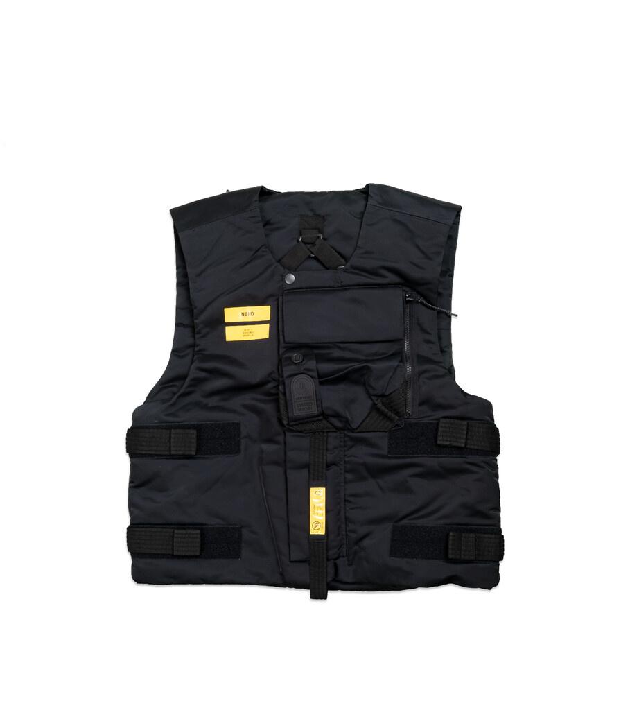 "Tactical Vest ""Black""-1"