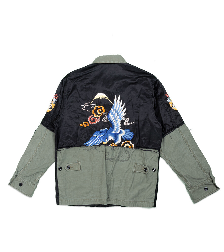 "Souvenir Jacket ""Black""-4"