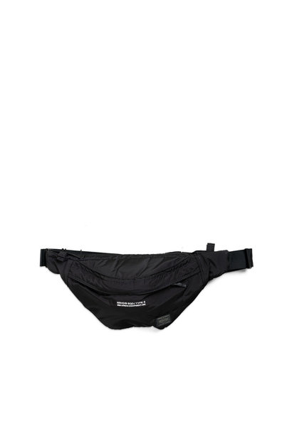 "Yoshida-Porter Waist Bag ""Black"""