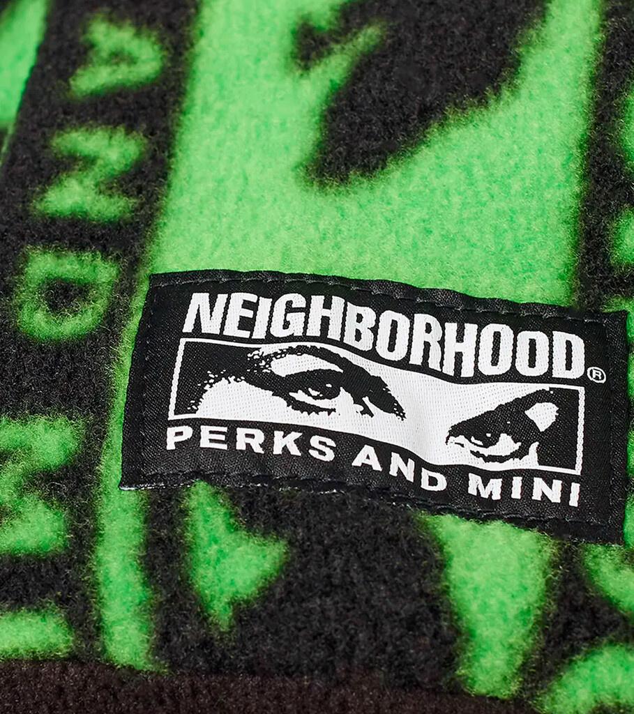 """Perks and Mini Fleece Gloves """"Black""""-2"""