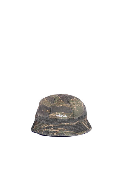 "Military Buckethat ""Tiger Stripe"""