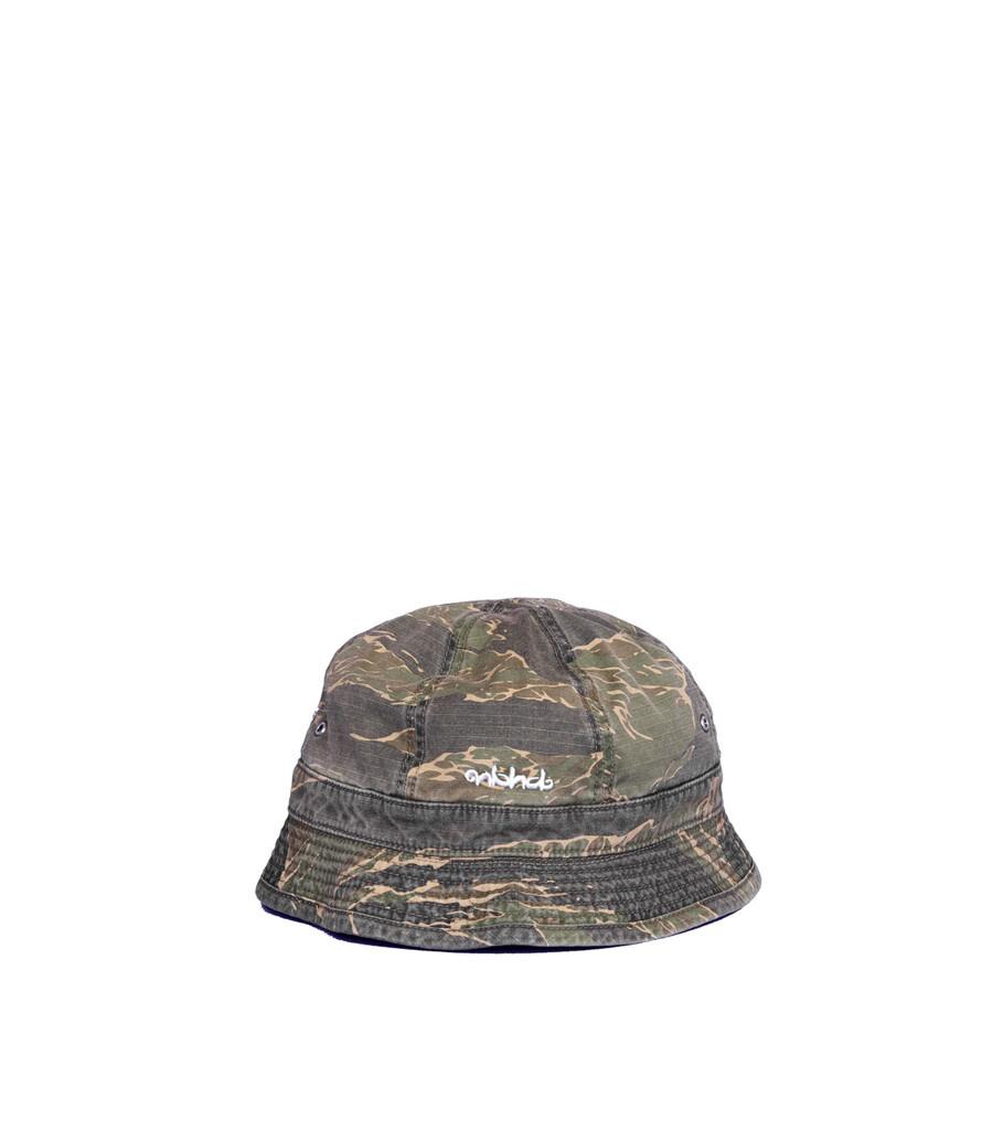 "Military Buckethat ""Tiger Stripe""-1"