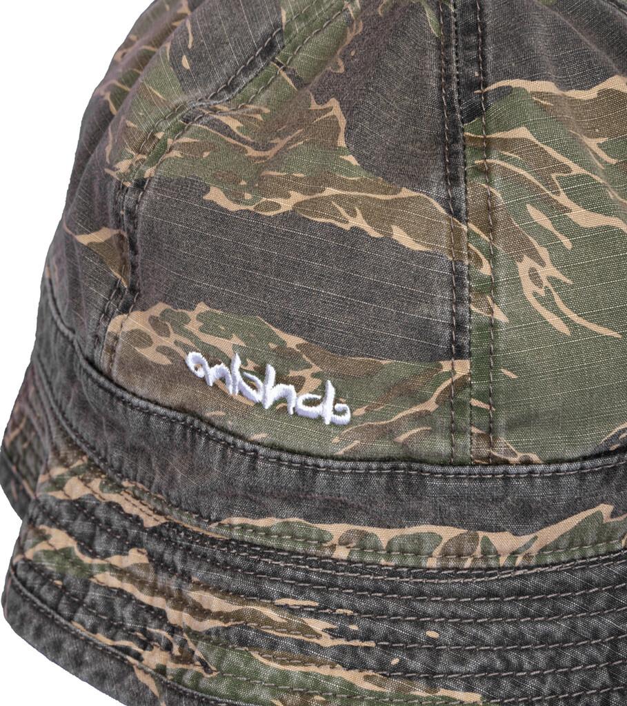 "Military Buckethat ""Tiger Stripe""-2"