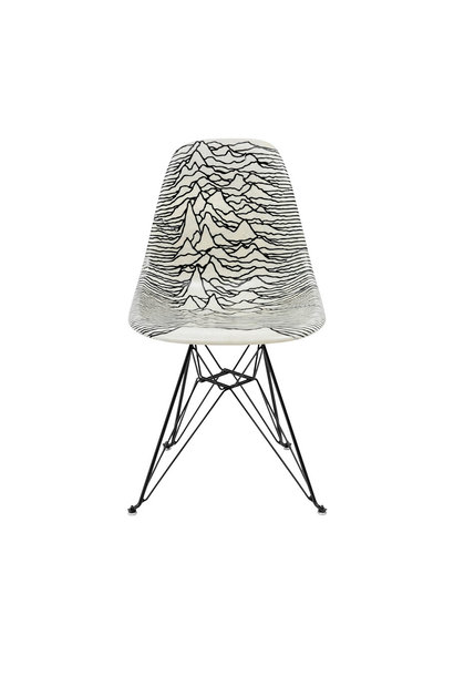 "Joy Division x Modernica Side Shell Eiffel Chair ""White"""