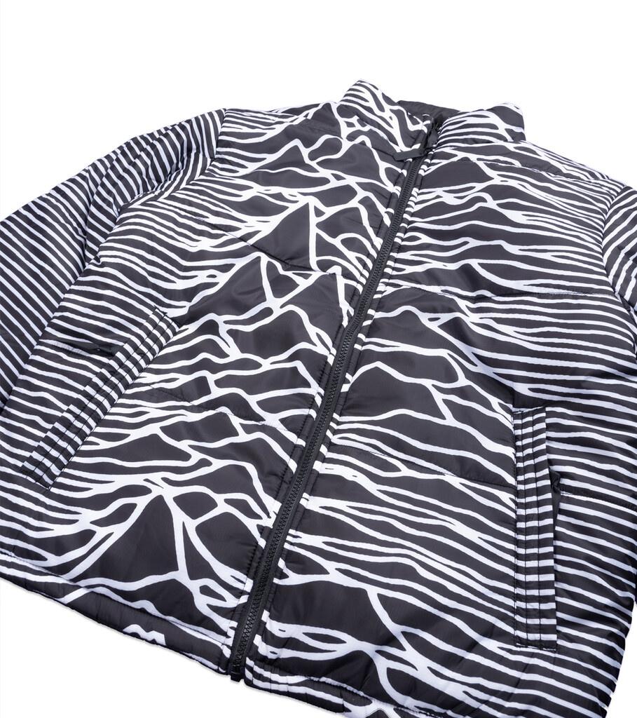 "Joy Division Disorder Reversible Puffer Jacket ""Black""-2"