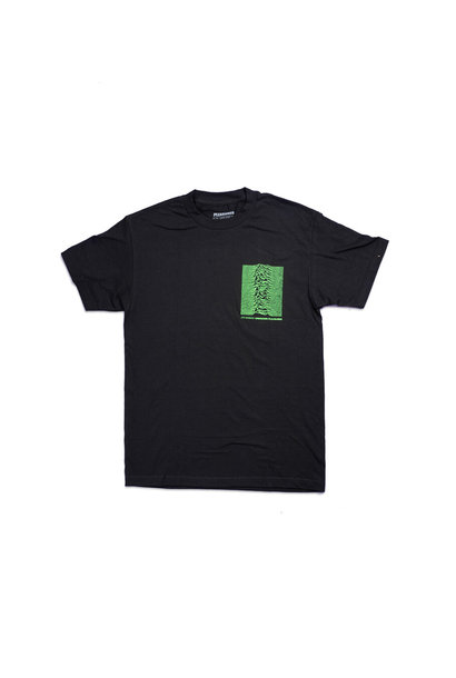 "Joy Division Up Tee ""Black"""