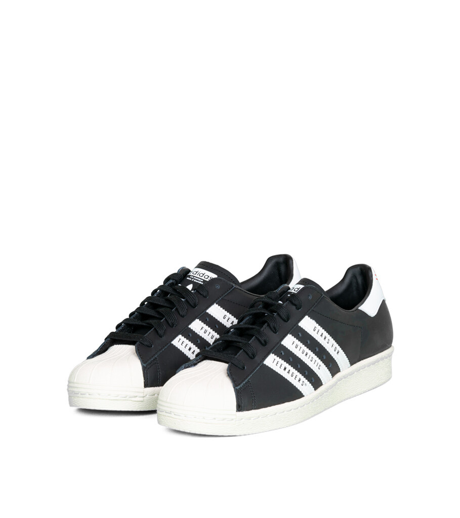 "Superstar 80's x Human Made ""Black/White""-1"