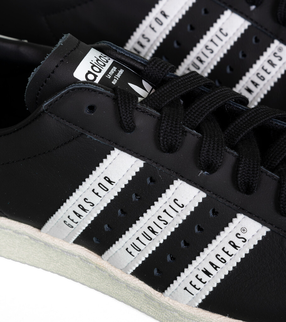 "Superstar 80's x Human Made ""Black/White""-2"