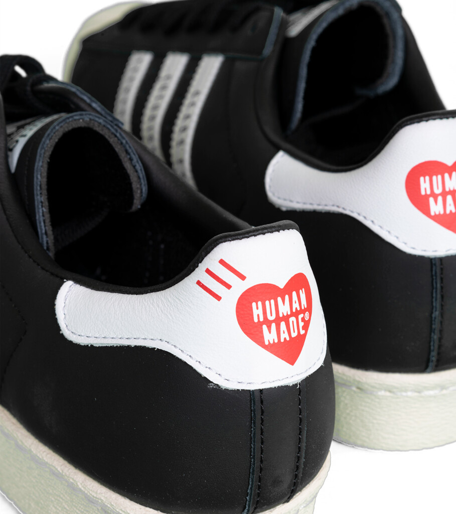 "Superstar 80's x Human Made ""Black/White""-6"