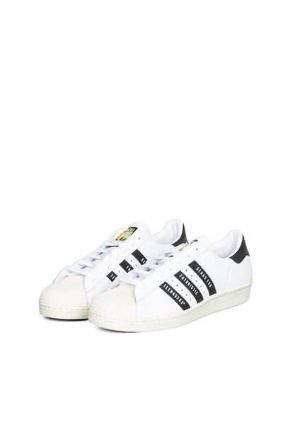 "Superstar 80's x Human Made ""White/Black"""