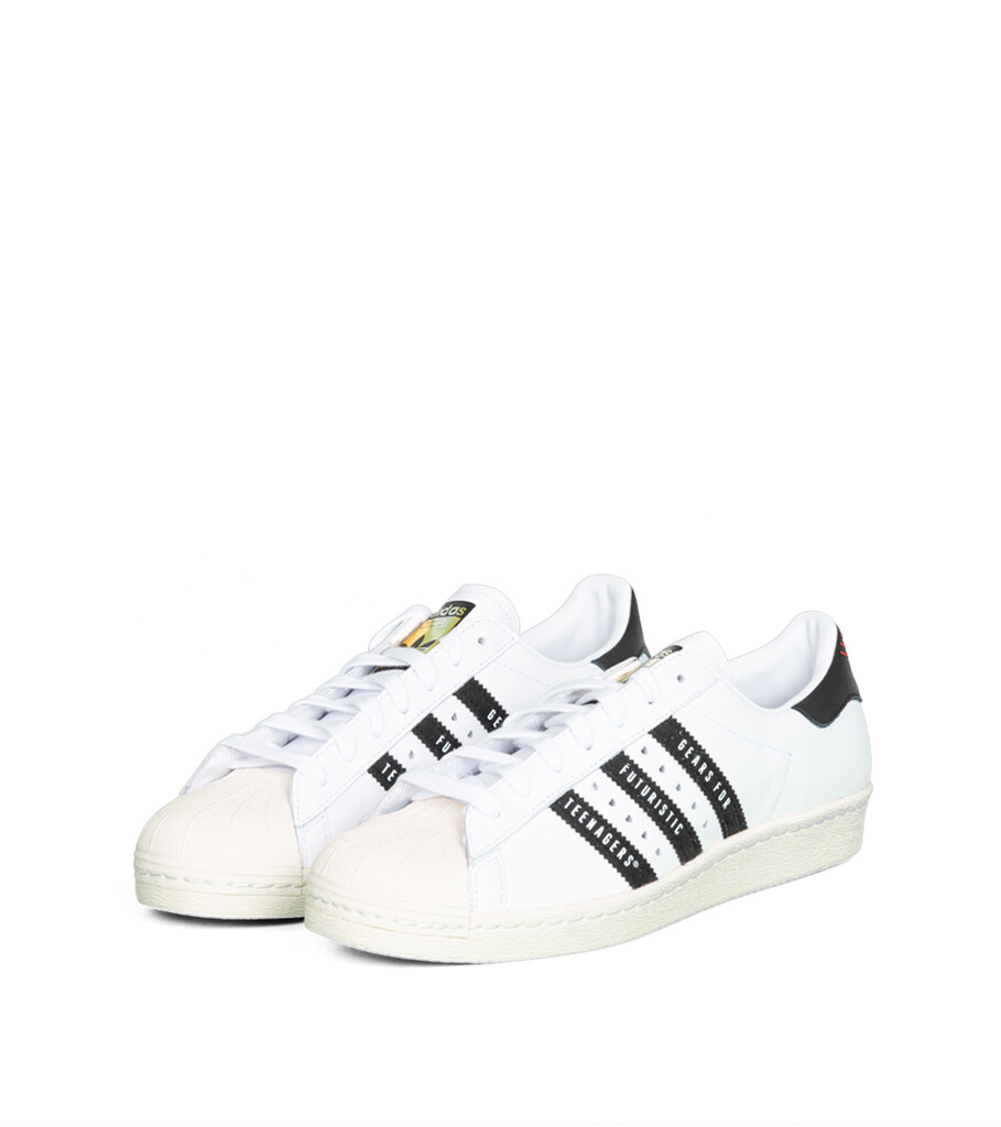 "Superstar 80's x Human Made ""White/Black""-1"