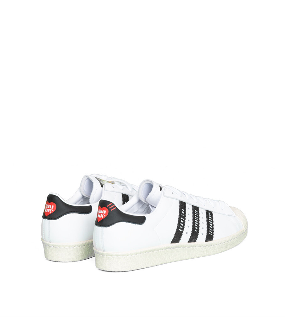 "Superstar 80's x Human Made ""White/Black""-3"