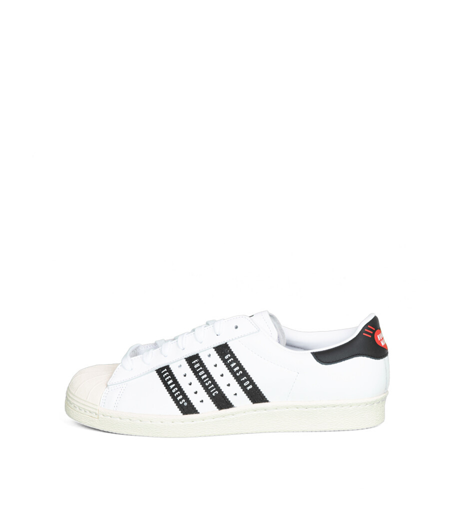 "Superstar 80's x Human Made ""White/Black""-4"