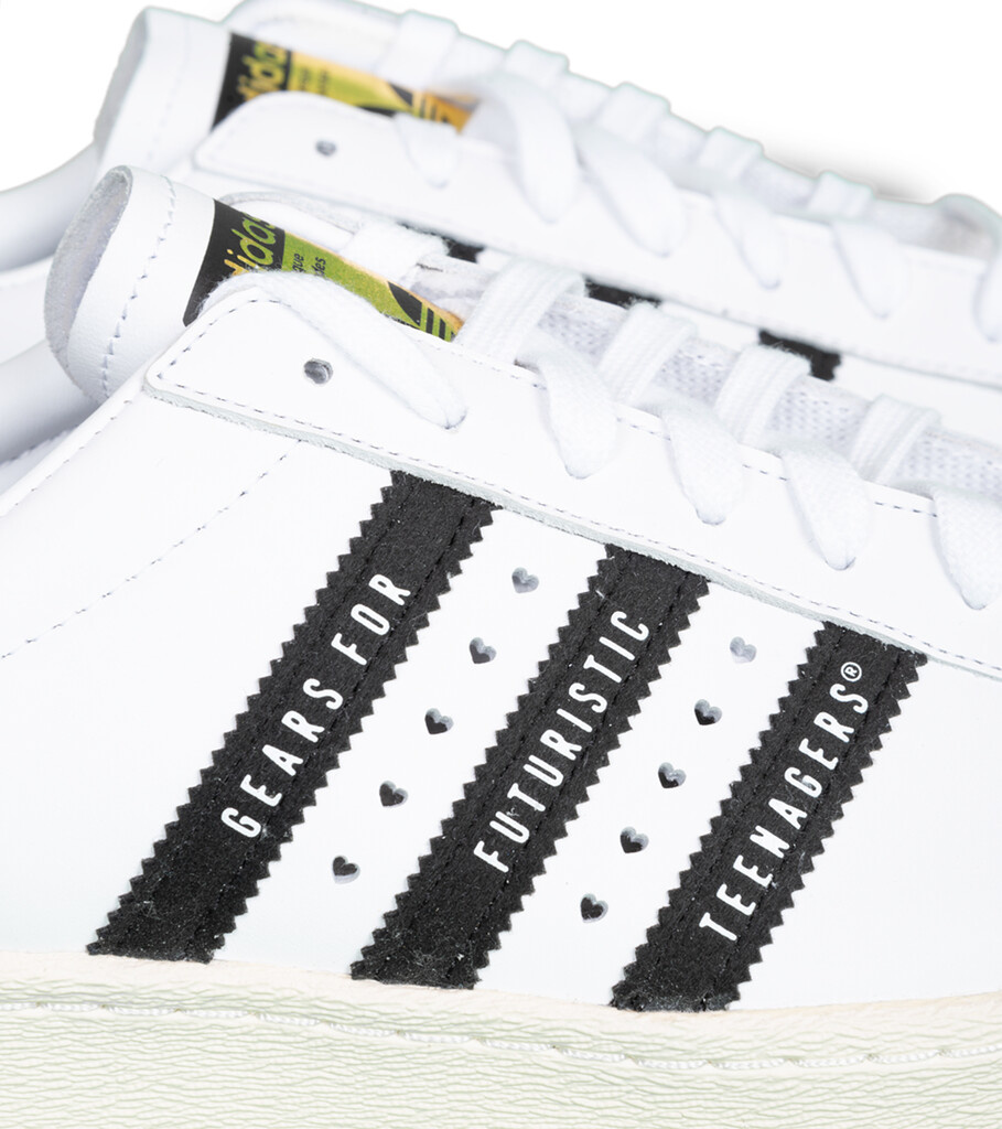 "Superstar 80's x Human Made ""White/Black""-6"