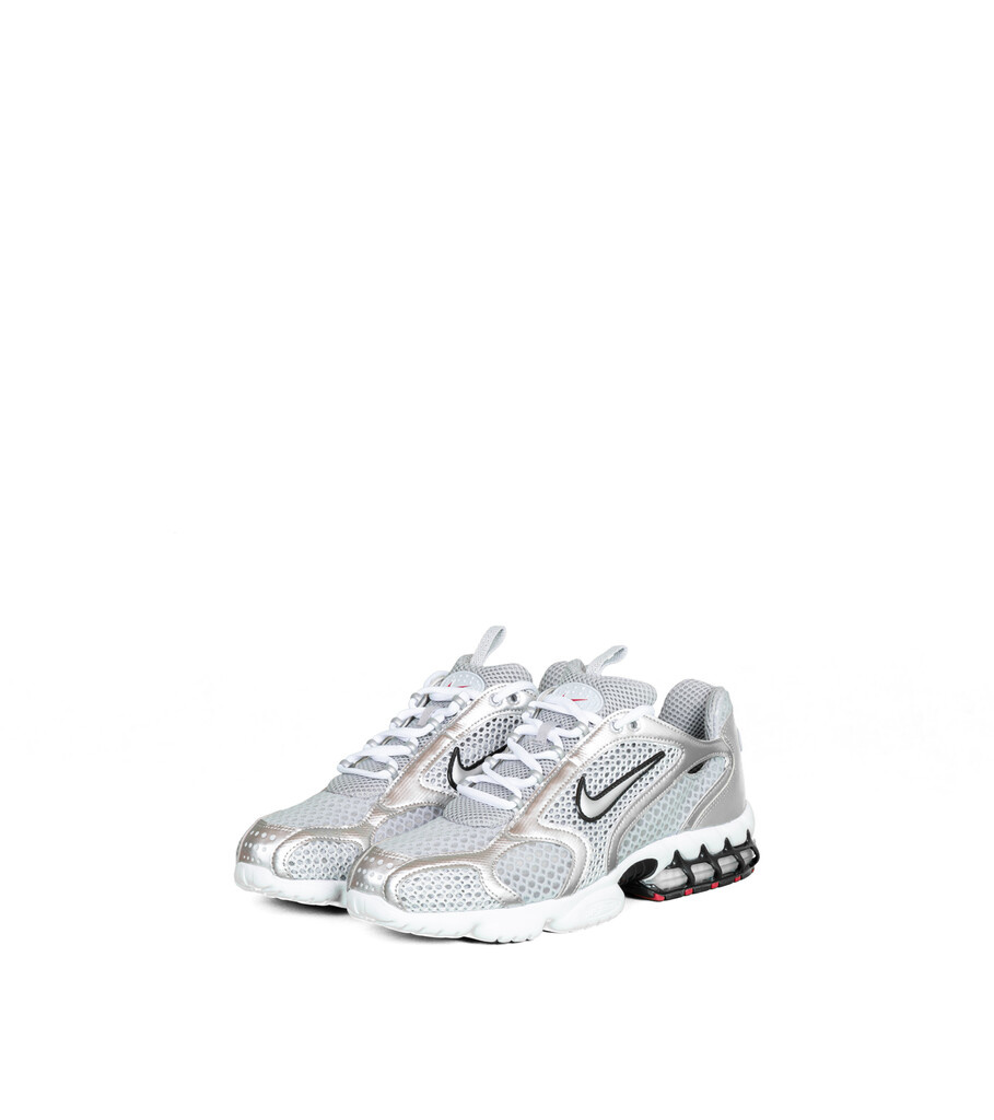 "Air Zoom Spiridon Cage 2 ""Smoke Grey/Metallic Silver""-1"
