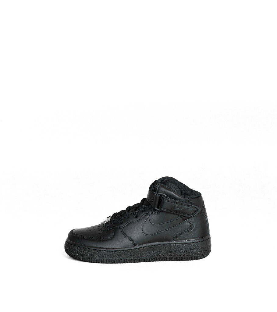 "W Air Force 1 Mid '07 LE ""Black""-3"
