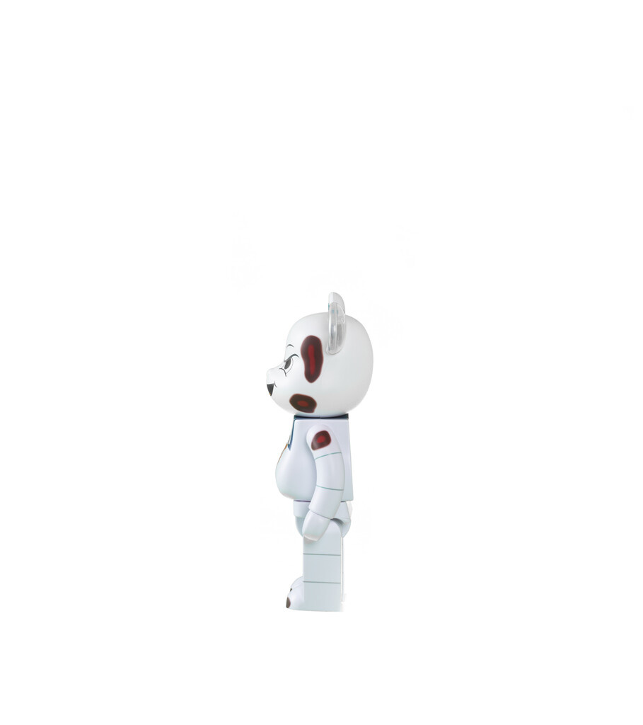 """Ghostbuster Stay Puft Marshmallow Man 400% Be@rbrick """"Anger Face""""-4"""