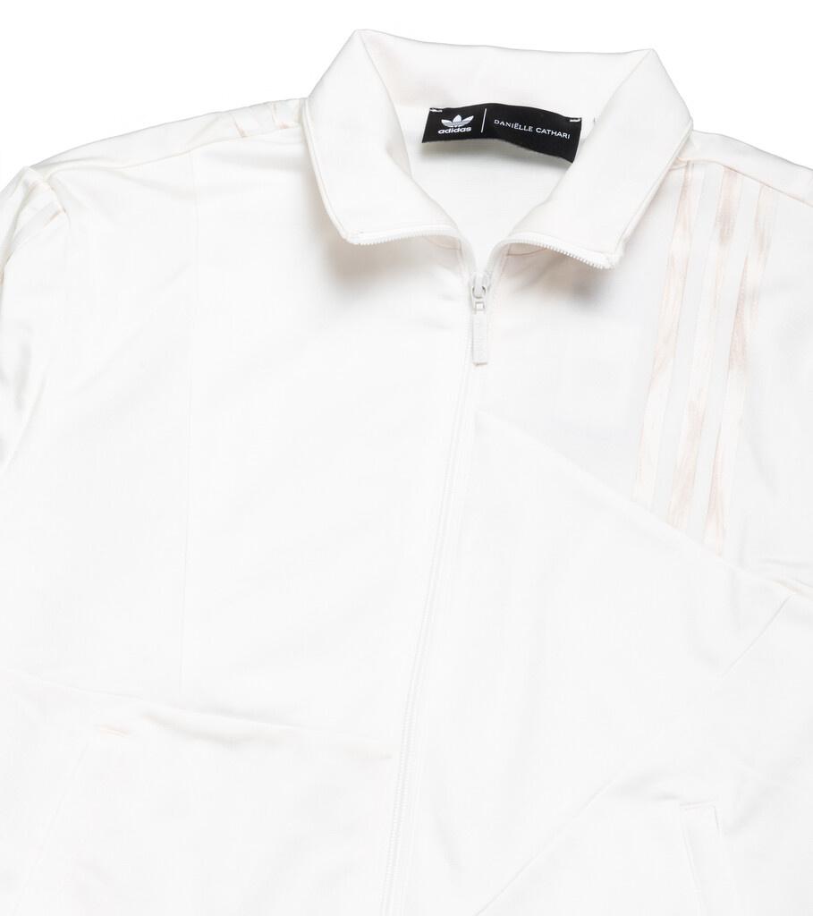 """Danielle Cathari Track Jacket """"Cloud White""""-3"""