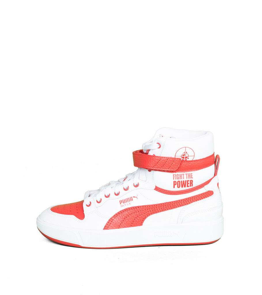 "Sky LX Public Enemy ""White/High Risk Red""-3"