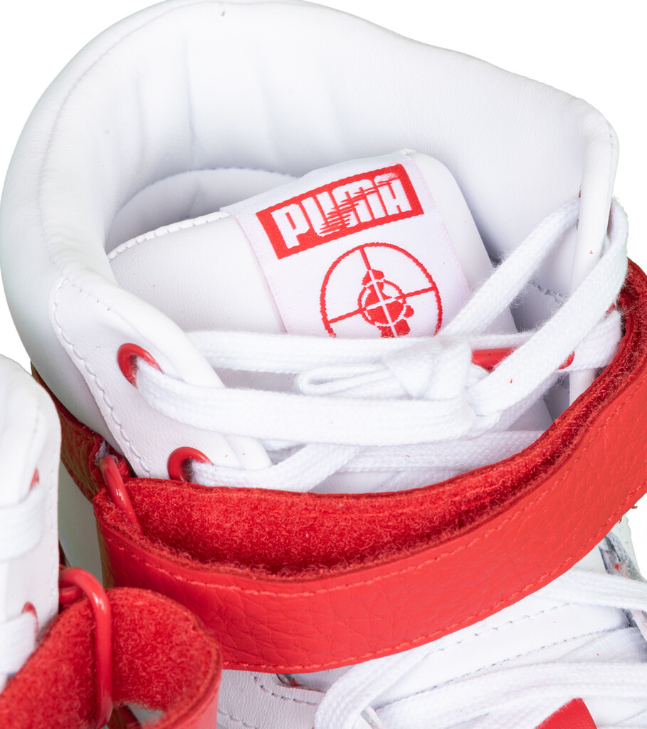 "Sky LX Public Enemy ""White/High Risk Red""-7"