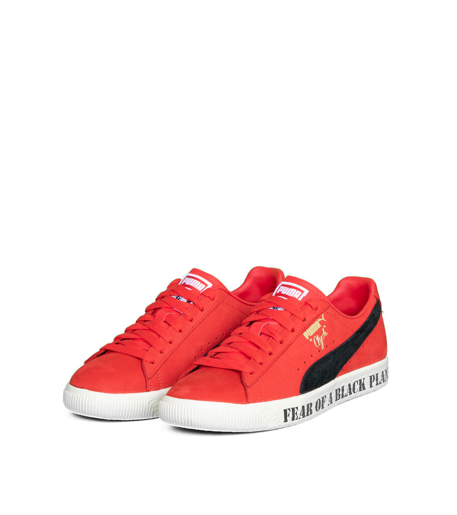 """Clyde x Public Enemy """"High Risk Red/Black""""-1"""