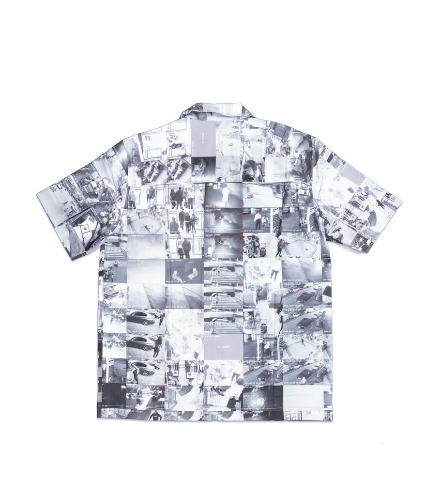 """AOP Camp Shirt """"CCTV""""-4"""