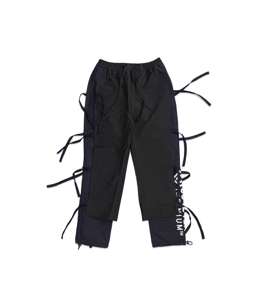 "Gore-Tex Layer Pants ""Black""-1"