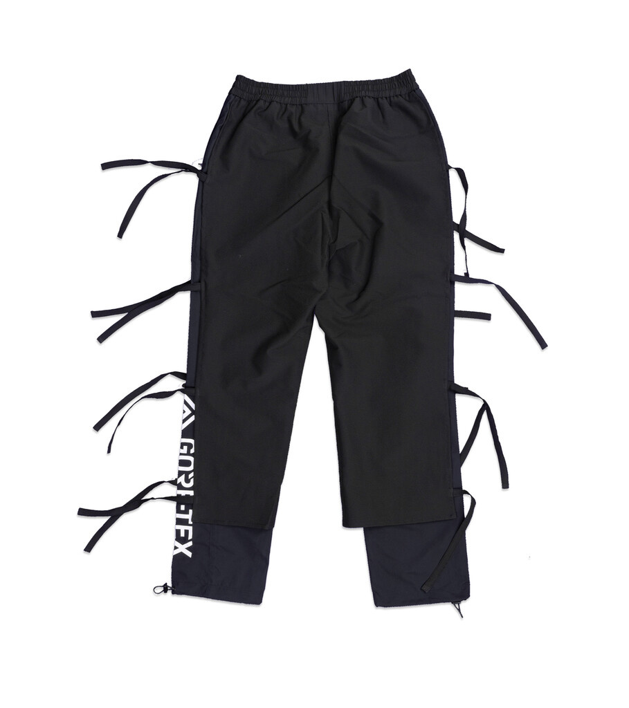 "Gore-Tex Layer Pants ""Black""-4"