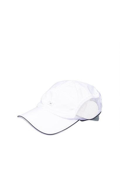 "Sport Cap ""White/Teal"""