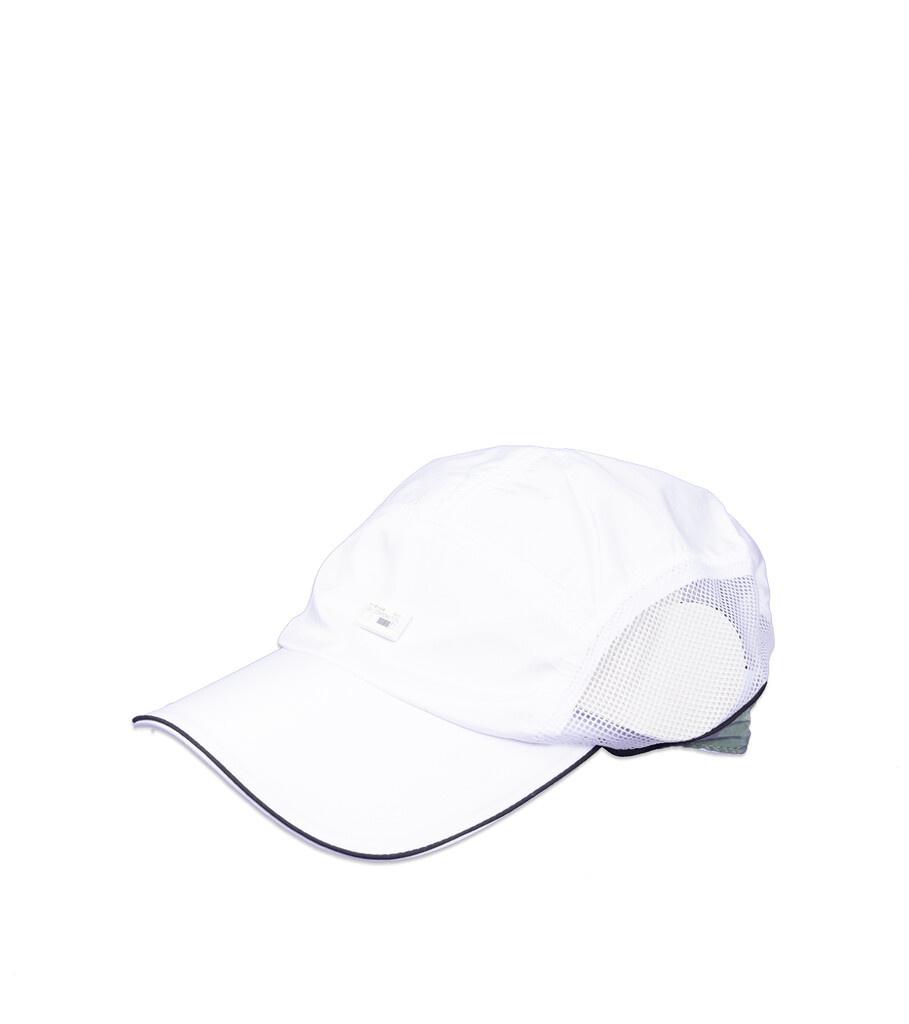 "Sport Cap ""White/Teal""-1"
