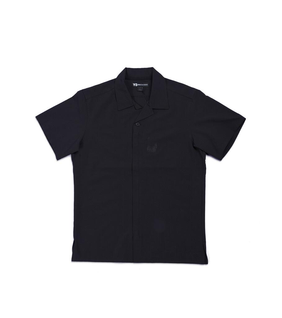 "Y-3 Swim Resort Shirt ""Black""-1"