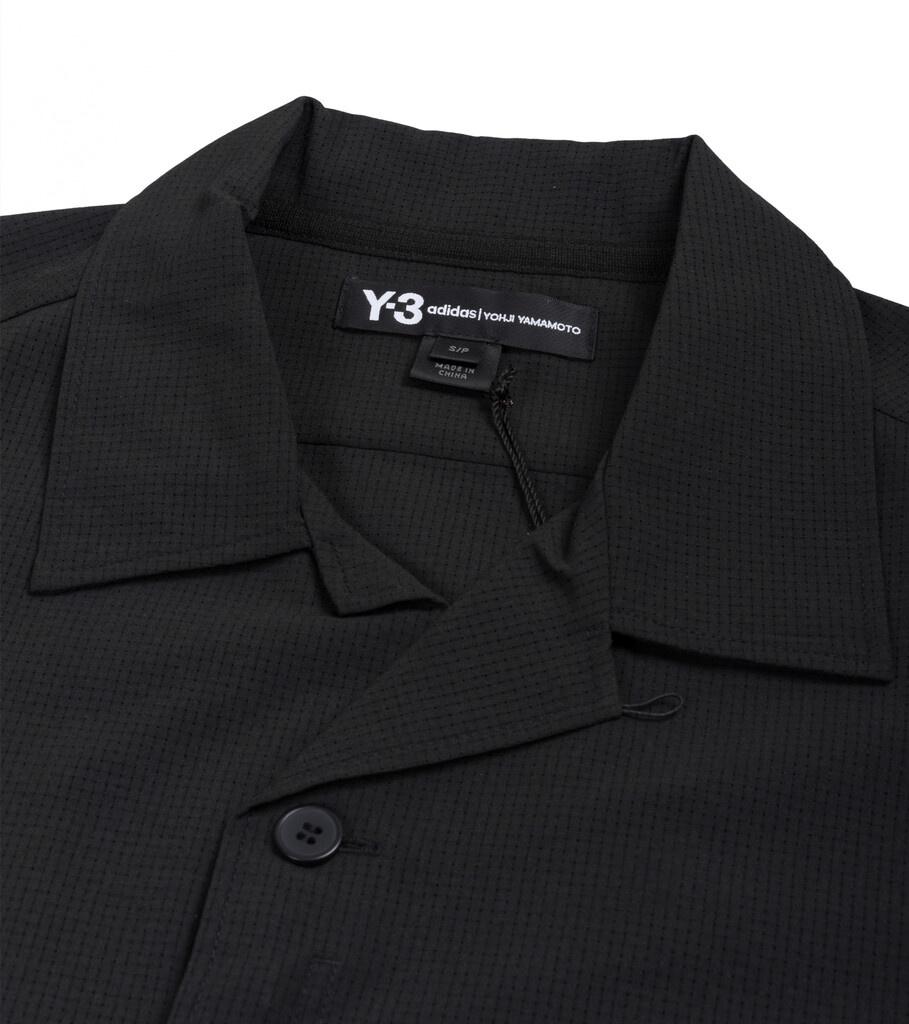 "Y-3 Swim Resort Shirt ""Black""-3"