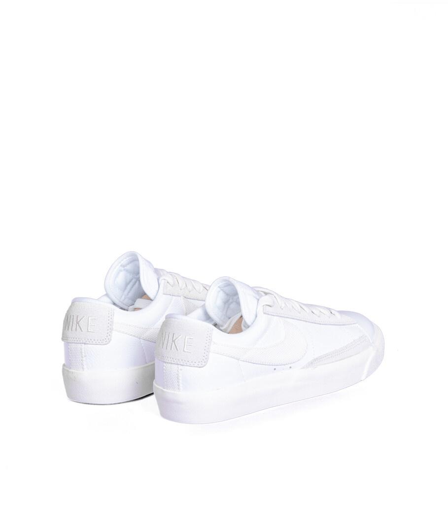 "Blazer Low Leather ""White/Sail""-2"
