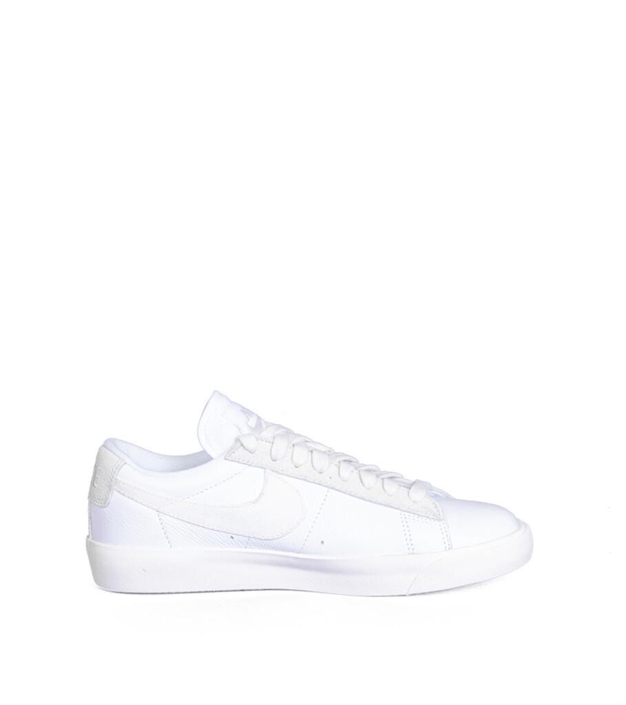 "Blazer Low Leather ""White/Sail""-4"