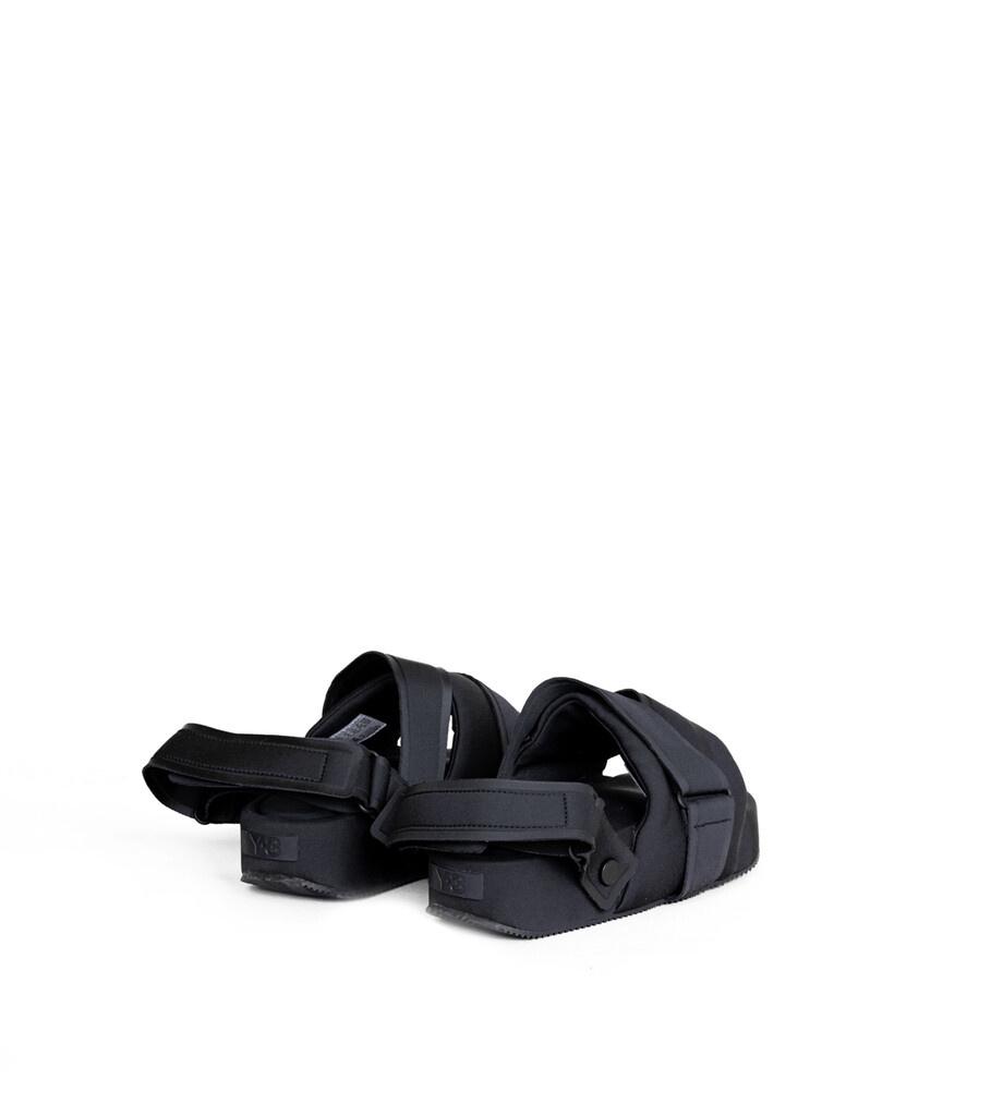 """Y-3 Sandal """"Black""""-2"""
