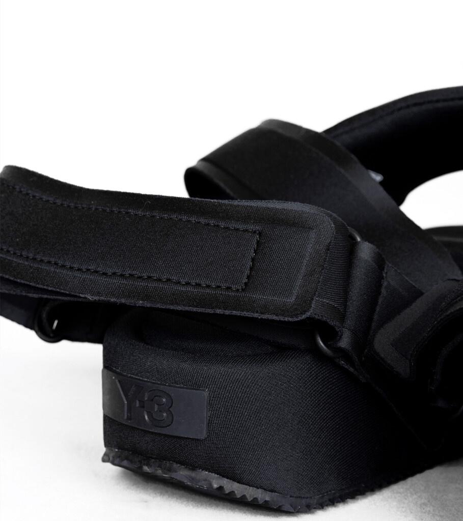 """Y-3 Sandal """"Black""""-5"""