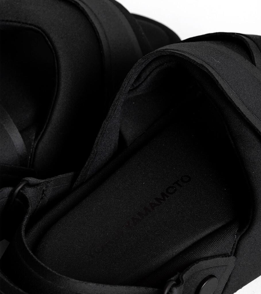 """Y-3 Sandal """"Black""""-6"""